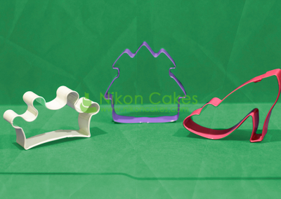 Crown & Shoes Shape Cutters